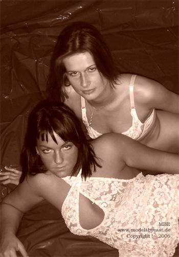 Elaine & Cheyenne